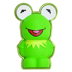 3-D Vinylmation Pin -- Kermit