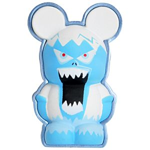 3-D Vinylmation Pin -- Yeti