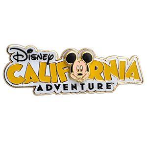 Disney California Adventure Logo Pin