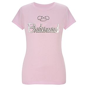 Exclusive Disney Bridesmaid Tee