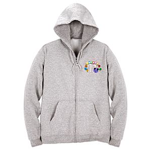 2011 Fleece Walt Disney World Resort Hoodie for Men