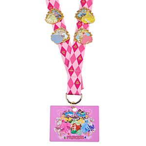 Disney Princess Pin Trading Starter Set