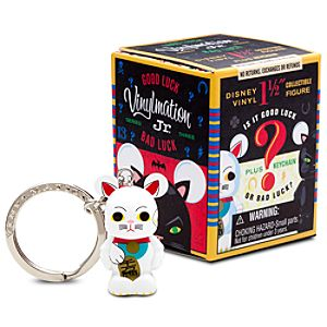 Vinylmation Junior Keychain Series 3 Figures -- Tray of 36-Pc.