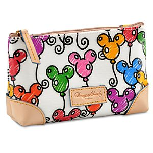 Balloon Mickey Mouse Cosmetic Bag by Dooney & Bourke