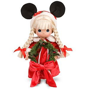 Merry Mouse Miss Figure by Precious Moments
