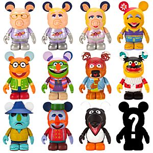 Vinylmation Muppets 2 Series Figure -- 3