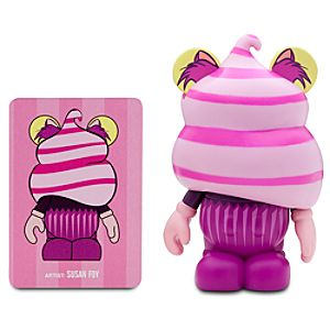 Vinylmation Bakery Series 3 Figure -- Cheshire Cat Cupcake