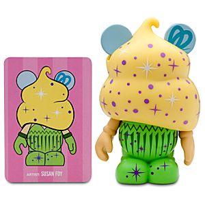 Vinylmation Bakery Series 3 Figure -- Tinker Bell Cupcake