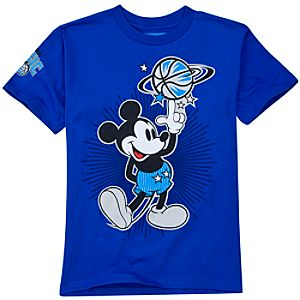 Orlando Magic Mickey Mouse Tee for Kids