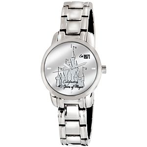 Magic Kingdom 40th Anniversary Large Watch