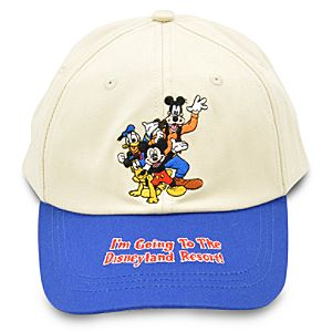 Im Going to the Disneyland Resort Baseball Cap