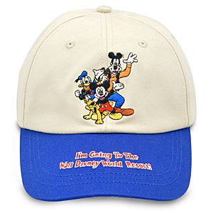 I'm Going to the Walt Disney World Resort Baseball Cap