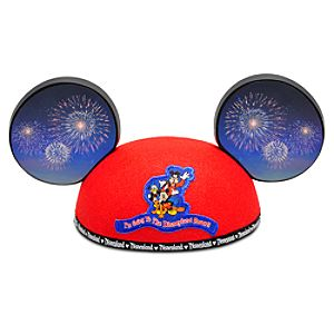 Im Going to the Disneyland Resort! Mickey Mouse Ear Hat