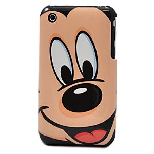 Mickey Mouse Face iPhone 3G Case