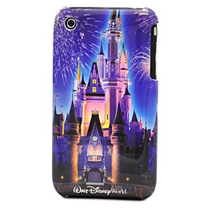 Walt Disney World Castle iPhone 3G Case
