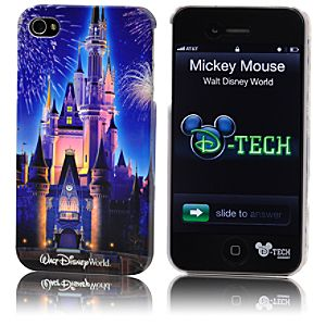 Walt Disney World Castle iPhone 4 Case