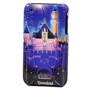 Disneyland Castle iPhone 3G Case