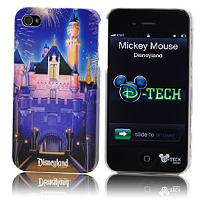 Disneyland Castle iPhone 4 Case
