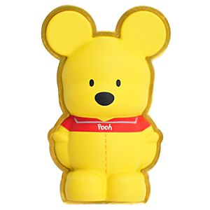 3-D Vinylmation Pin Park 3 Series -- Winnie the Pooh