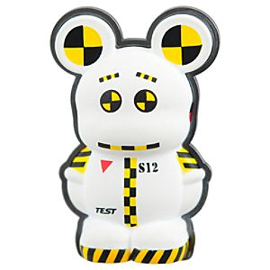 3-D Vinylmation Pin Park 3 Series -- Test Track