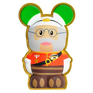 3-D Vinylmation Pin Park 4 Series -- Colonel from Adventurers Club