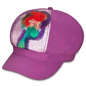 Ariels Undersea Adventure Cabby Hat
