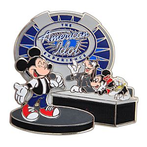 The American Idol Experience Mickey Mouse Pin