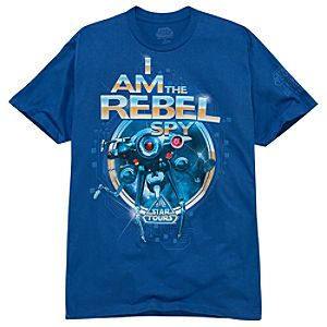 2011 Logo Star Tours Tee for Adults