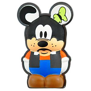 3-D Vinylmation Pin Park 4 Series -- Goofy