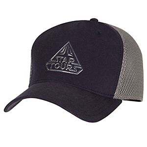 2011 Logo Star Tours Fitted Baseball Cap