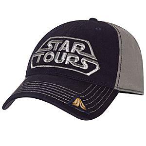 2011 Logo Star Tours Adjustable Baseball Cap