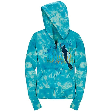 Ariel's Undersea Adventure Hoodie for Women