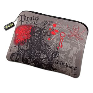 Reversible Pirates of the Caribbean Laptop Sleeve