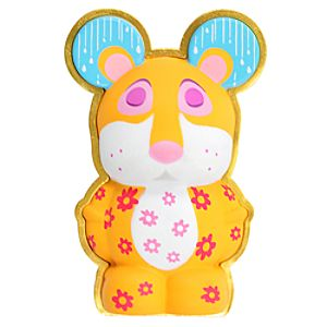 3-D Vinylmation Pin Park 4 Series -- its a small world Leopard