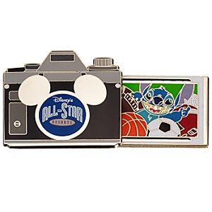 Walt Disney World Resort Camera Pins - Disneys All-Star Resorts