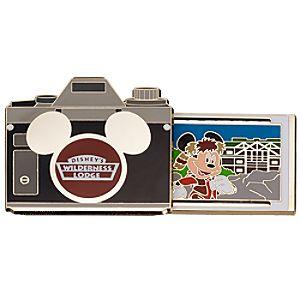 Walt Disney World Resort Camera Pins - Disneys Wilderness Lodge