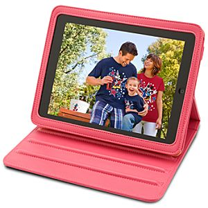 Mickey Mouse iPad Case and Stand -- Pink