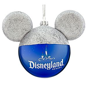 Disneyland Mickey Mouse Ornament