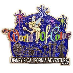 World of Color Tinker Bell Pin