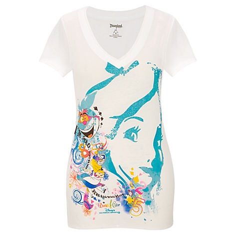 World of Color Alice in Wonderland Tee for Women