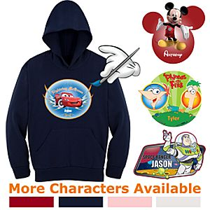 Customized Hoodie Pullover Sweatshirt for Kids