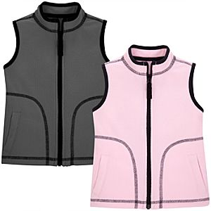 Customized Fleece Vest for Kids