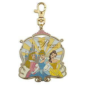 Walt Disney World Resort Disney Princess Lanyard Medal