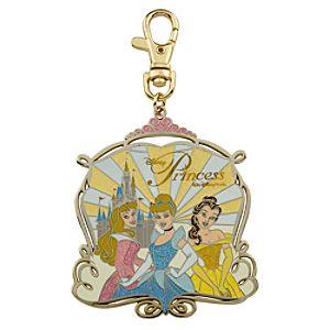 Walt Disney World Resort Disney Princess Lanyard Medal