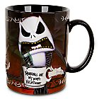 Products>Home & Decor>Kitchen & Dinnerware>Drinkware> - Jack Skellington Mug: Sizes