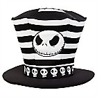 Products>Accessories>Hats & Gloves> - Jack Skellington Hat: Sizes