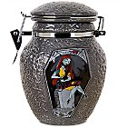 Products>Home & Decor>Kitchen & Dinnerware>Drinkware> - Tim Burton's The Nightmare Before Christmas Sally Decanter: Sizes
