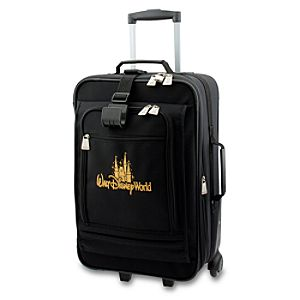 Rolling Walt Disney World Castle Luggage -- 26