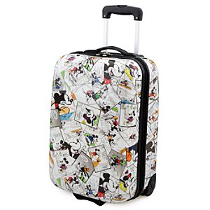 Minnie and Mickey Mouse Comics Luggage -- 20