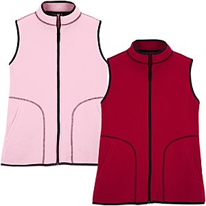 Customized Fleece Vest for Women